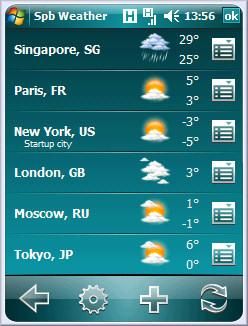 Обсуждение SPB Weather - стр. 5 / Офисные Форумы All Nokia. не обновляет по